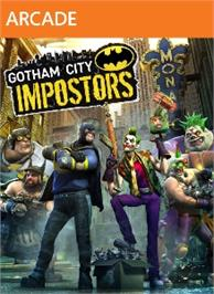 Box cover for Gotham City Impostors on the Microsoft Xbox Live Arcade.