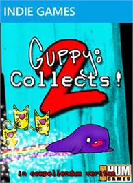 Box cover for Guppy: Collects! 2 on the Microsoft Xbox Live Arcade.