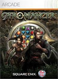 Box cover for Gyromancer on the Microsoft Xbox Live Arcade.
