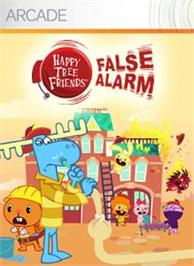 Box cover for Happy Tree Friends on the Microsoft Xbox Live Arcade.