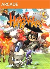 Box cover for Happy Wars on the Microsoft Xbox Live Arcade.