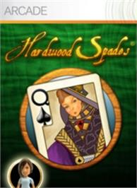 Box cover for Hardwood Spades on the Microsoft Xbox Live Arcade.