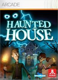 Box cover for Haunted House on the Microsoft Xbox Live Arcade.
