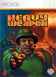Box cover for Heavy Weapon on the Microsoft Xbox Live Arcade.
