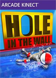 Box cover for Hole In The Wall on the Microsoft Xbox Live Arcade.