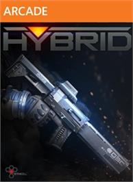 Box cover for Hybrid on the Microsoft Xbox Live Arcade.