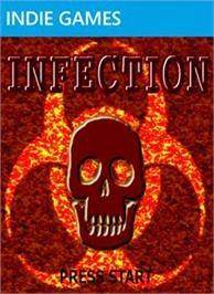 Box cover for Infection on the Microsoft Xbox Live Arcade.