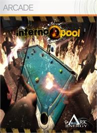 Box cover for Inferno Pool on the Microsoft Xbox Live Arcade.