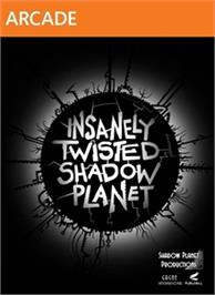 Box cover for Insanely Twisted Shadow Planet on the Microsoft Xbox Live Arcade.
