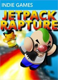 Box cover for Jetpack Rapture on the Microsoft Xbox Live Arcade.