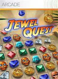 Box cover for Jewel Quest on the Microsoft Xbox Live Arcade.