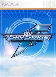 Box cover for KOF SKY STAGE on the Microsoft Xbox Live Arcade.
