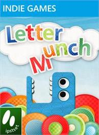Box cover for Letter Munch on the Microsoft Xbox Live Arcade.
