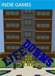 Box cover for Life in the Dorms on the Microsoft Xbox Live Arcade.