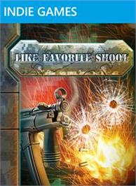 Box cover for Like, Favorite, Shoot! on the Microsoft Xbox Live Arcade.