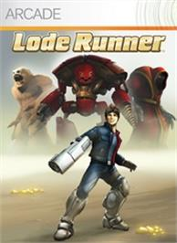Box cover for Lode Runner on the Microsoft Xbox Live Arcade.