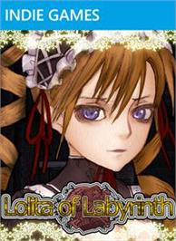 Box cover for Lolita of Labyrinth on the Microsoft Xbox Live Arcade.