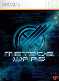 Box cover for METEOS WARS on the Microsoft Xbox Live Arcade.