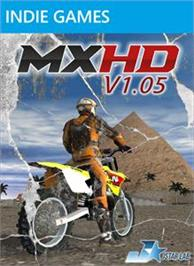 Box cover for MXHD on the Microsoft Xbox Live Arcade.