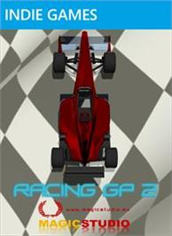 Box cover for Magic Racing GP 2 on the Microsoft Xbox Live Arcade.