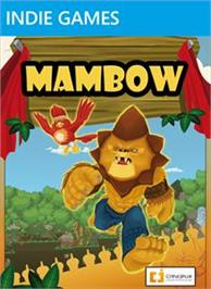 Box cover for Mambow on the Microsoft Xbox Live Arcade.