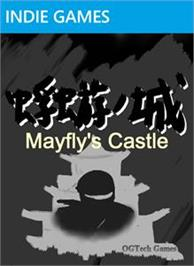 Box cover for Mayfly's Castle on the Microsoft Xbox Live Arcade.