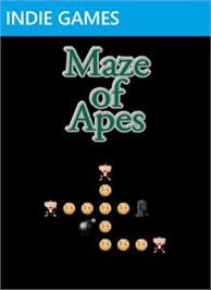 Box cover for Maze of Apes on the Microsoft Xbox Live Arcade.