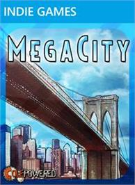 Box cover for MegaCity on the Microsoft Xbox Live Arcade.