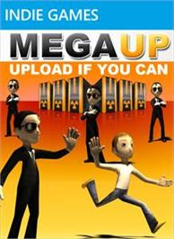 Box cover for MegaUP: Upload if you can! on the Microsoft Xbox Live Arcade.