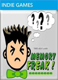 Box cover for Memory Freak on the Microsoft Xbox Live Arcade.