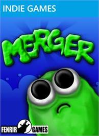 Box cover for Merger on the Microsoft Xbox Live Arcade.