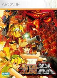 Box cover for Metal Slug XX on the Microsoft Xbox Live Arcade.