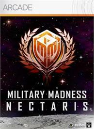 Box cover for Military Madness on the Microsoft Xbox Live Arcade.