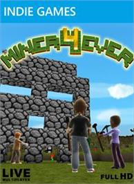 Box cover for Miner4Ever on the Microsoft Xbox Live Arcade.