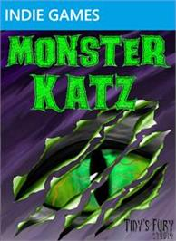 Box cover for Monster Katz on the Microsoft Xbox Live Arcade.