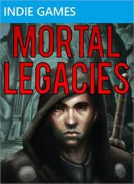 Box cover for Mortal Legacies on the Microsoft Xbox Live Arcade.