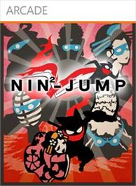 Box cover for NIN2-JUMP on the Microsoft Xbox Live Arcade.