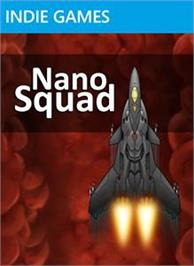 Box cover for NanoSquad on the Microsoft Xbox Live Arcade.