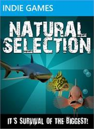 Box cover for Natural Selection on the Microsoft Xbox Live Arcade.