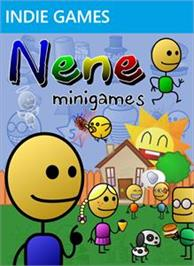 Box cover for Nene minigames on the Microsoft Xbox Live Arcade.
