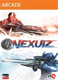 Box cover for Nexuiz on the Microsoft Xbox Live Arcade.