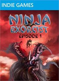 Box cover for Ninja Exorcist Episode 1 on the Microsoft Xbox Live Arcade.