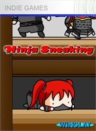 Box cover for Ninja Sneaking on the Microsoft Xbox Live Arcade.