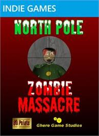 Box cover for North Pole Zombie Massacre on the Microsoft Xbox Live Arcade.