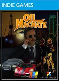 Box cover for Oil Magnate on the Microsoft Xbox Live Arcade.