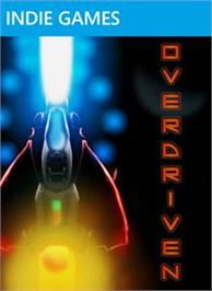 Box cover for Overdriven on the Microsoft Xbox Live Arcade.