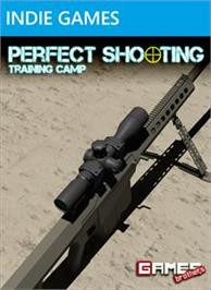 Box cover for Perfect Shooting Training Camp on the Microsoft Xbox Live Arcade.