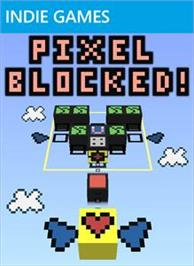Box cover for Pixel Blocked! on the Microsoft Xbox Live Arcade.