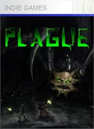 Box cover for Plague on the Microsoft Xbox Live Arcade.