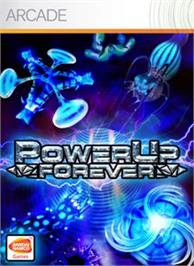 Box cover for PowerUp Forever on the Microsoft Xbox Live Arcade.